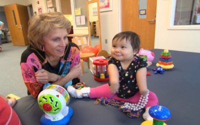 Celebrating Child Life Specialists Who Stand Between Kids and their Fears