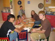 Teen volunteers1