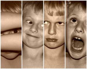 Child emotions