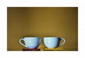 Tea cup friends