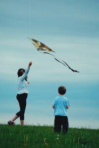simple toy kite