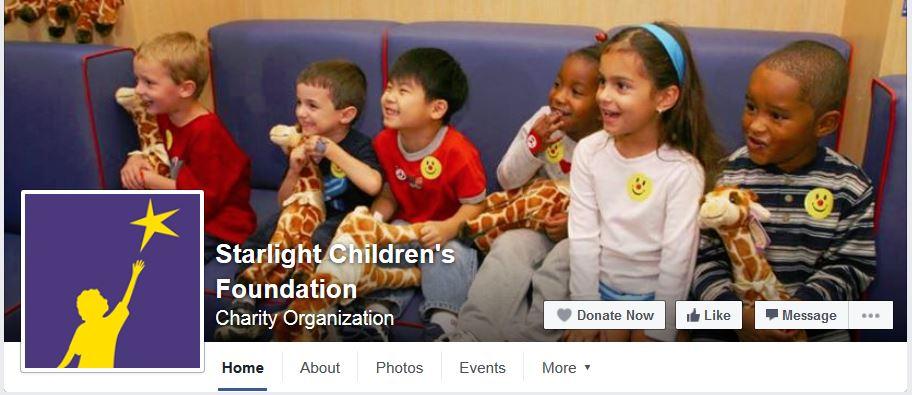 Children's health websites worth following on Facebook